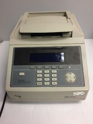 Applied Biosystems Geneamp Pcr Thermal Cycler System 9700 Tested Read Descrip.