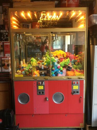 Big Choice Double Crane  Arcade Machine