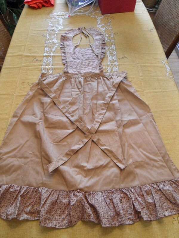 VINTAGE FULL COVER APRON