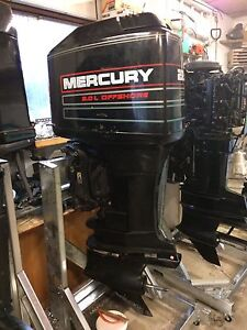 2000 mercury 225hp 3.0L outboard for sale