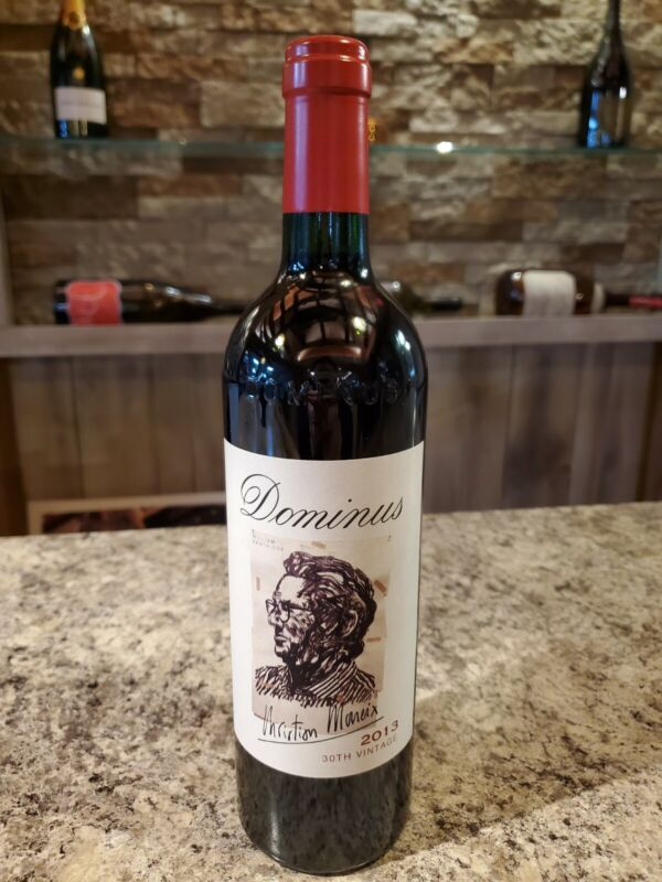 Brand New Sealed 2013 Dominus Bordeaux Red Blends from Yountville, Napa Valley