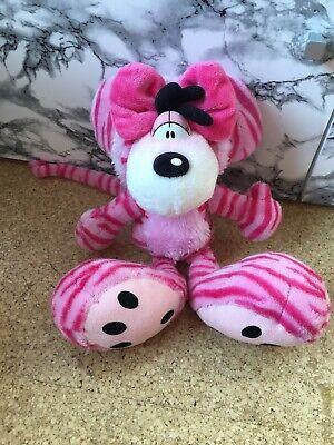 DIDDL Diddlina Diddel Zebra Kostüm Pink Outfit Selten Tiger Plüschtier Sammeln
