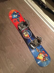 World Industries Snowboard 138 cm