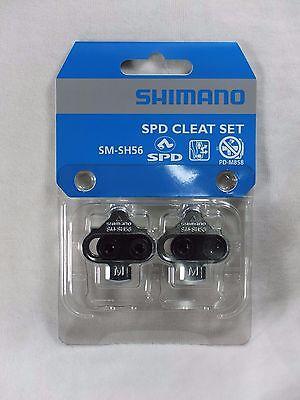 Shimano SPD MTB Pedal Multi Release Cleats - SM-SH56