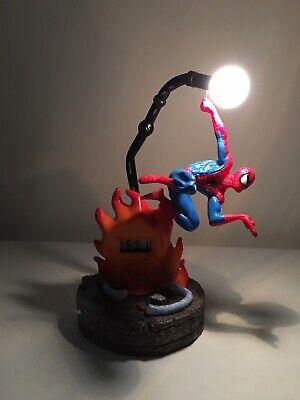 Marvel Comics SPIDER-MAN TEK Time Collector
