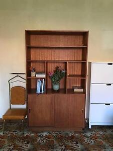 Beautiful original vintage solid wooden Shelf/Bookcase North Strathfield Canada Bay Area Preview