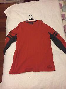 Harley Davidson Long Sleeve Shirt/Sweater Corrimal Wollongong Area Preview