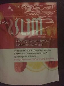 Plexus Slim 30 day powders Free Shipping