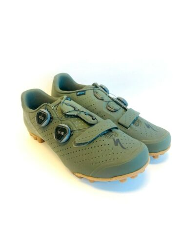 Specialized Recon 3.0 Shoes Oak Green Size 42 Boa Dials