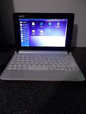 "Acer Aspire One ZG5 A110 8.9"" Netbook"