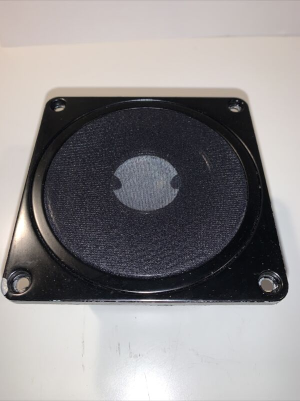 (1) Ultra High End Tweeter Accuton C30-6-023 Tested Works Sold AS IS