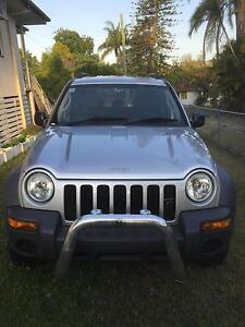 2004 JEEP CHEROKEE SPORT MANUAL WAGON 4X4 MY04 Inala Brisbane South West Preview