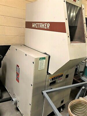 Whitaker Commercial Industrial Disintegrater Data Destroyer Fc-ii Fan Cyclone