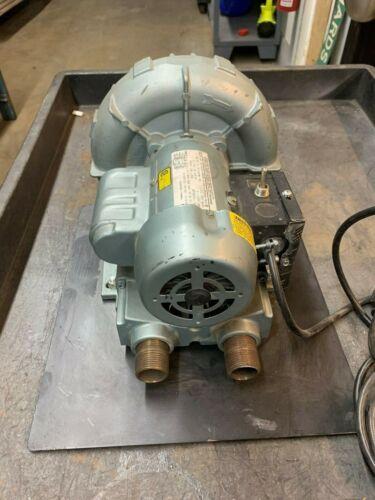 Gast regenair blower motor