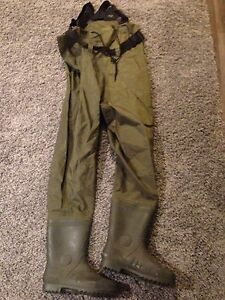 Chest waders size 12