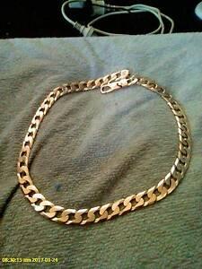 Mint condition 123 gram solid 9ct chain only worn a few times sti Mandurah Mandurah Area Preview