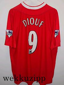 Liverpool FC Reebok home football soccer jersey season 02/03 South Yarra Stonnington Area Preview