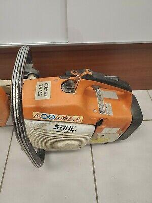 Stihl Ts 400 14 Concrete Cut Off Saw Gasoline Powered