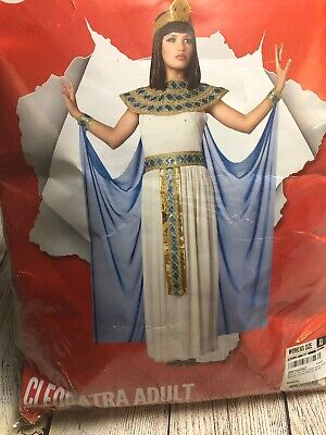 Cleopatra Adult Womens Ancient Egypt Princess Dress Costume Morph Costumes - Egypt Princess Costume