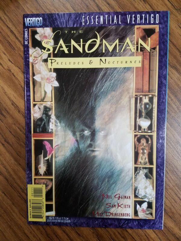 Sandman Preludes and Nocturnes #1 DC Vertigo 1996