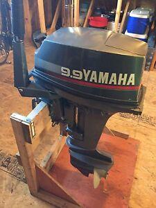 Moteur Yamaha 9.9, 2 temps