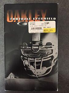 Oakley Football Visor (60% Grey Tint)