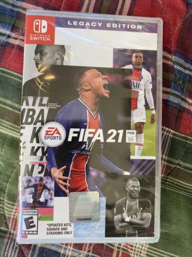 FIFA 21 Legacy Edition - Nintendo Switch - $20.00
