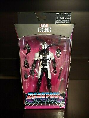 Marvel Legends Back in Black Deadpool Figure