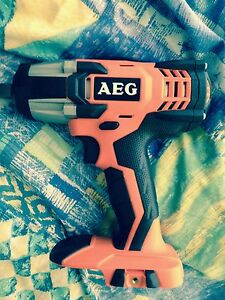 new aeg impact wrench 1/2 inch drive. Busselton Busselton Area Preview
