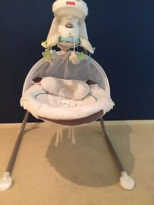My little lamb cradle and swing Soldiers Point Port Stephens Area Preview