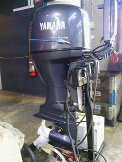 F50 yamaha high thrust