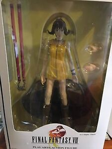 Play arts Selphie Final Fantasy VIII figurine Kardinya Melville Area Preview
