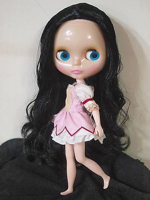 "Takara 12"" Neo Blythe Nude Doll from Factory No.393 - Translucen"