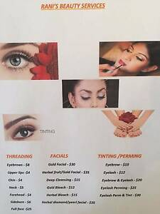 RANI'S BEAUTY SERVICES Ellenbrook Swan Area Preview