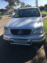 2000 Mercedes-Benz ML 430 for cash or swap Menai Sutherland Area Preview