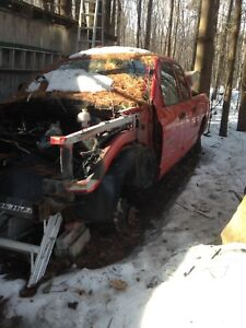 PARTING OUT 2004 Dodge Ram 1500 Crew Cab 4x4