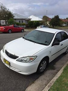 Toyota Camry New Lambton Newcastle Area Preview