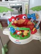 Fisher Price Jumperoo Waitara Hornsby Area Preview