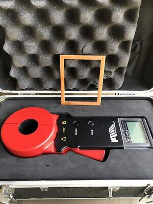 Tegam Ppm R1l-cl Ground Resistance Tester Clamp Meter With Case Great Price