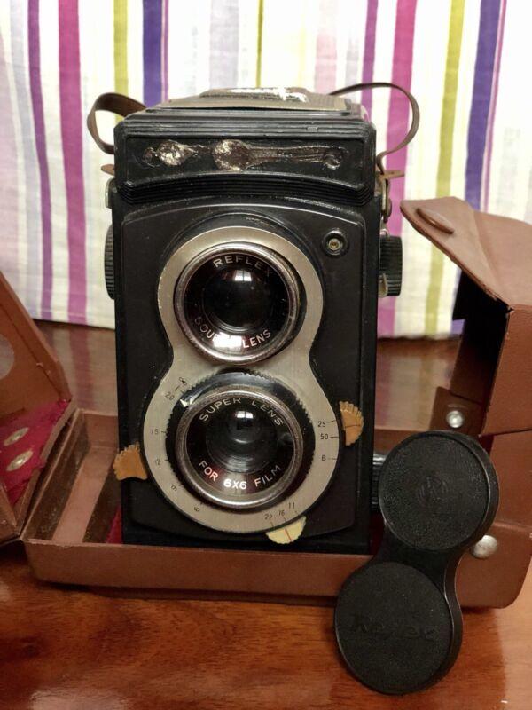 Super Reflex 120 Roll Film VINTAGE Camera