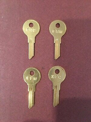 Steelcase Keys Fr Or Xf Master Or Lock Core Removal - Herman Miller Hon