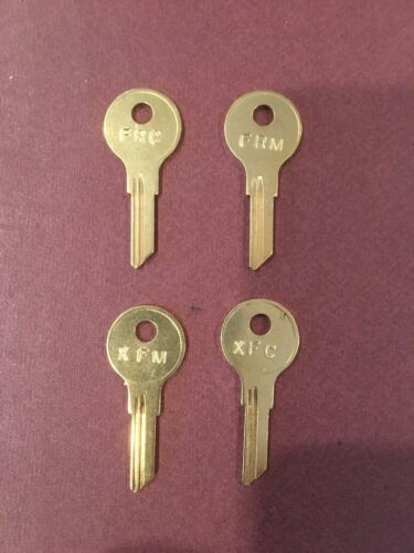 STEELCASE KEYS ( FR or XF ) MASTER OR LOCK CORE REMOVAL - HERMAN MILLER, HON