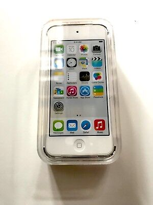 Mill SEALED Apple iPod Touch 5th Generation SILVER WHITE (32GB) MD720LL/A