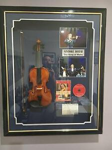 Andre Rieu Framed Collectable Ascot Brisbane North East Preview