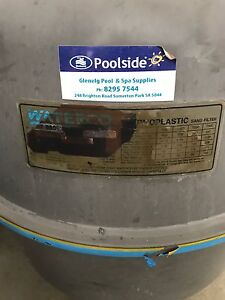 Pool filter and pump Fulham West Torrens Area Preview