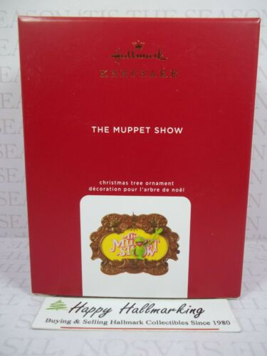 Hallmark 2020 The Muppet Show Magic Ornament