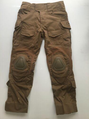 Trooper Tactical Kids Overwatch Coyote Combat Pants, Kids 10-12