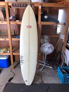 Surf Board Greg brown design Evatt Belconnen Area Preview