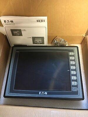 Eaton Cutler Hammer Hmi10c Hmi10ce Color Touch Screen Human Machine Interface