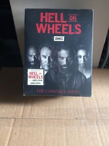 Hell on Wheels complete series brand new/unopened Blu-ray